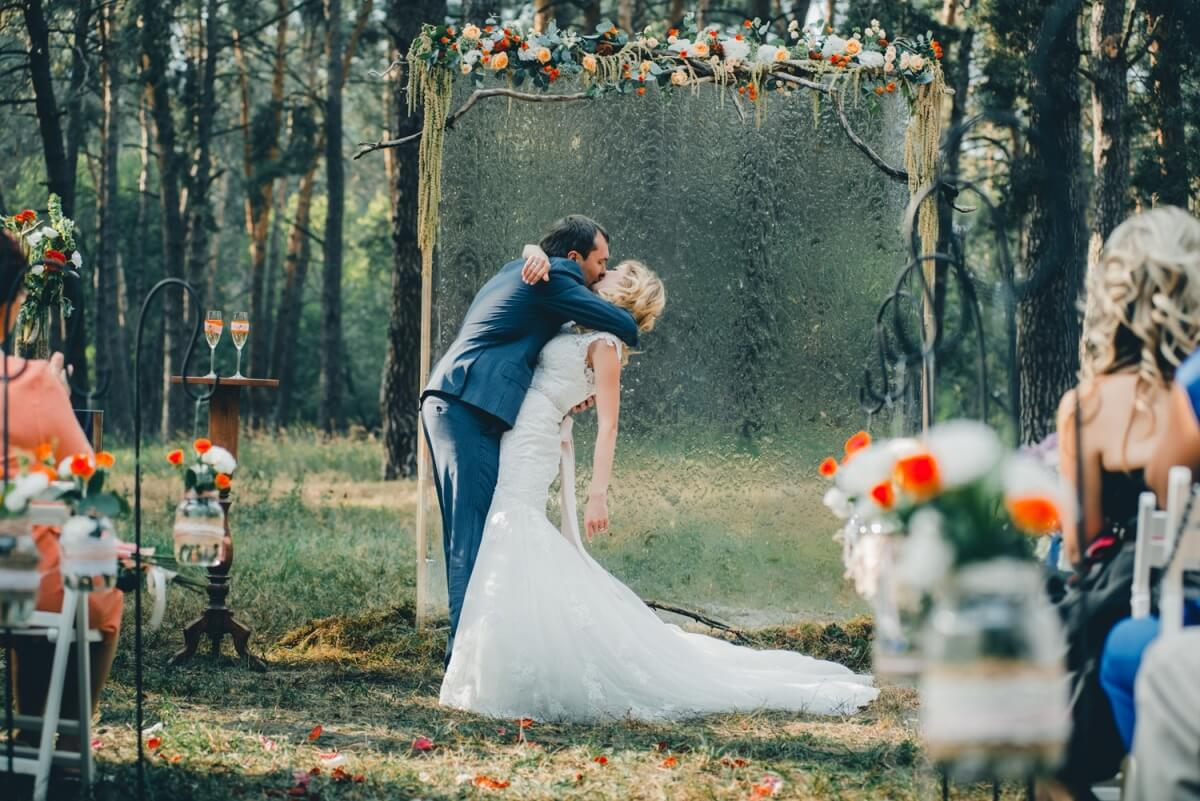 Be Happy - свадьба